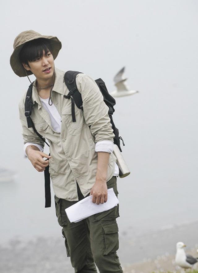 Lee Min Ho háo hức khi lần đầu đóng phim tài liệu - Ảnh 1.