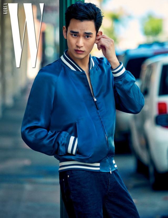 Kim Soo Hyun đầy chất nghệ trong loạt ảnh mới - Ảnh 2.