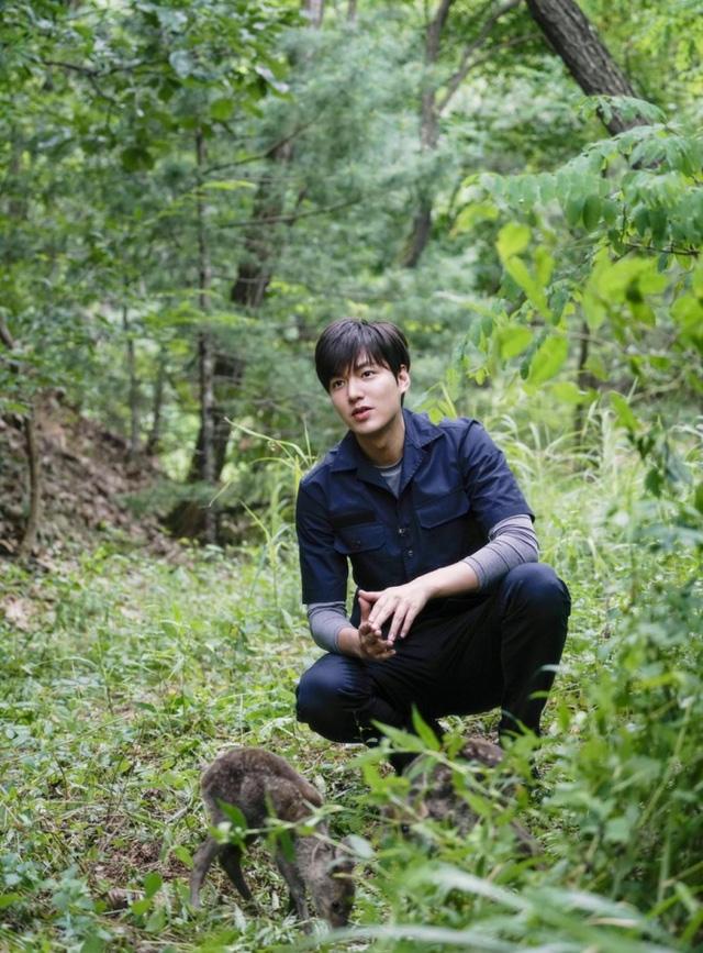 Lee Min Ho háo hức khi lần đầu đóng phim tài liệu - Ảnh 3.