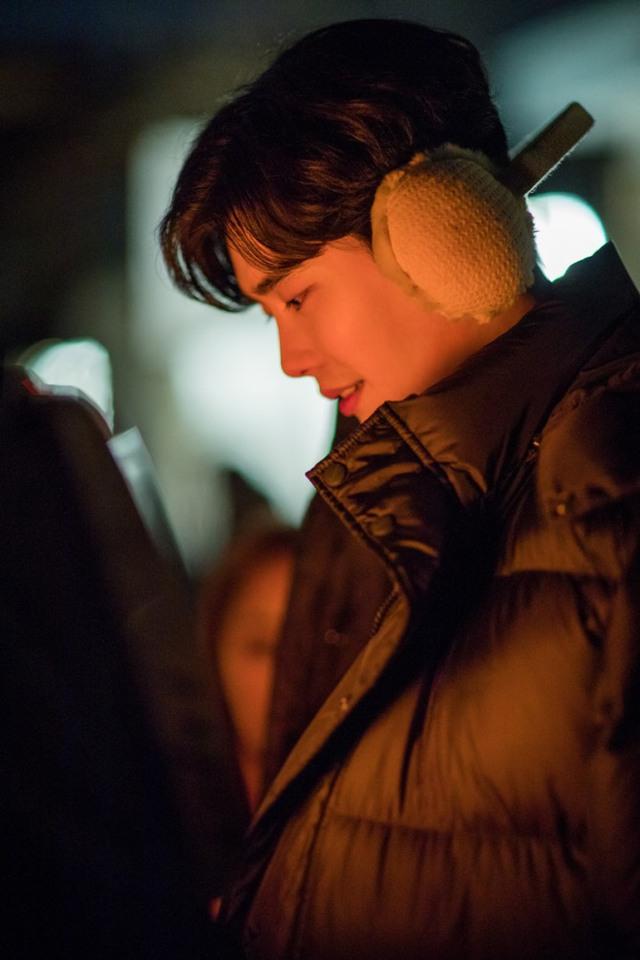 Rụng tim với hình ảnh lung linh của Lee Jong Suk ở hậu trường Khi nàng say giấc - Ảnh 3.