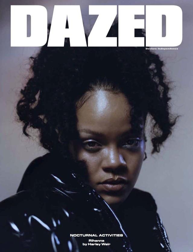 Rihanna u ám trên Dazed - Ảnh 2.