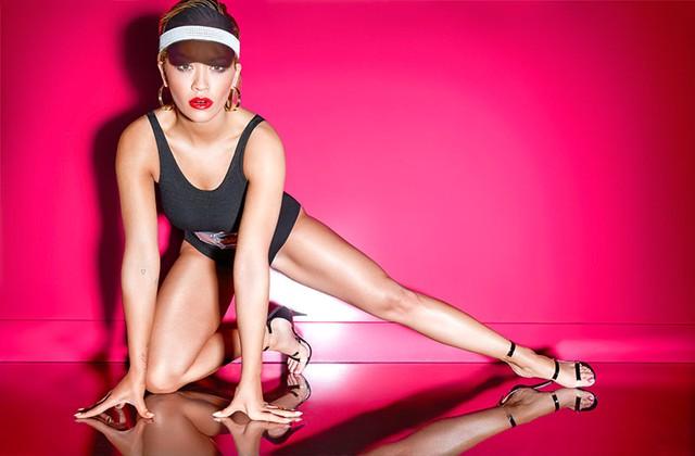 Muốn giảm cân, Rita Ora xem ảnh của Jennifer Lopez - Ảnh 2.