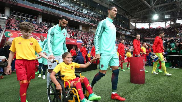 Cúp Liên đoàn các châu lục 2017: Ronaldo tỏa sáng, ĐT Bồ Đào Nha có chiến thắng đầu tiên - Ảnh 2.