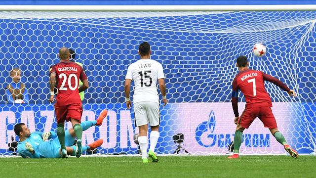Cúp Liên đoàn các châu lục 2017: ĐT Bồ Đào Nha đứng đầu bảng A - Ảnh 3.