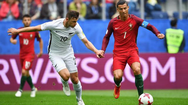 Cúp Liên đoàn các châu lục 2017: ĐT Bồ Đào Nha đứng đầu bảng A - Ảnh 2.