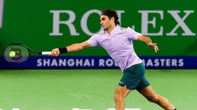 Roger Federer giành quyền vào tứ kết Thượng Hải Masters 2017 - Ảnh 1.