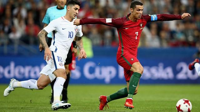 Cúp liên đoàn các châu lục 2017: ĐT Chile vào chung kết sau loạt luân lưu - Ảnh 3.