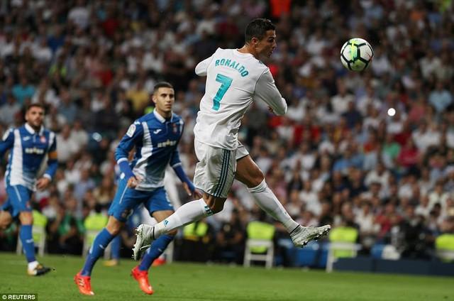 Chưa khi nào Ronaldo tịt ngòi ở La Liga lâu đến thế! - Ảnh 1.