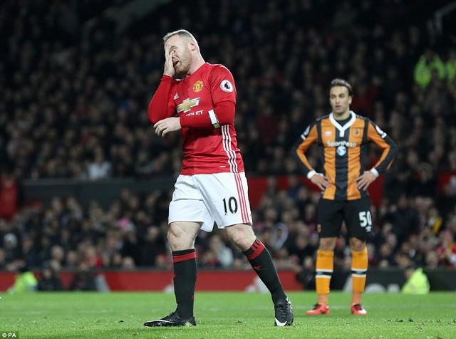 Rooney tiếp tục từ chối đề nghị từ Trung Quốc - Ảnh 1.