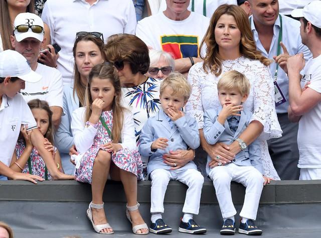 Roger Federer tuyên bố gây sốc về tương lai sau Wimbledon - Ảnh 2.