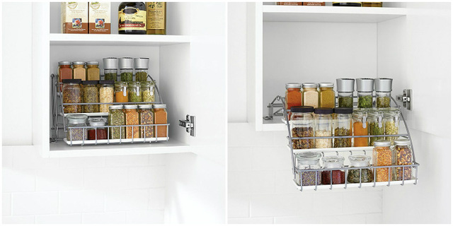Ý tưởng độc đáo cho gian bếp nhỏ hẹp - Ảnh 11.
