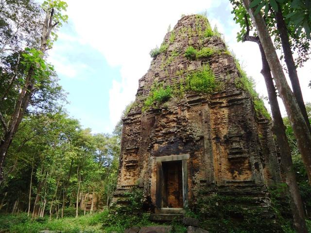 Khu đền Sambor Prei Kuk - Điểm đến mới của Campuchia - Ảnh 1.