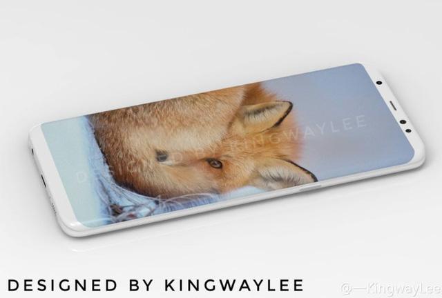 Ngắm bộ ảnh dựng Galaxy S8 ấn tượng nhất từ trước đến nay - Ảnh 1.