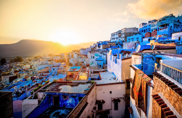 Vẻ đẹp huyền ảo của Morocco qua từng khung hình - Ảnh 6.