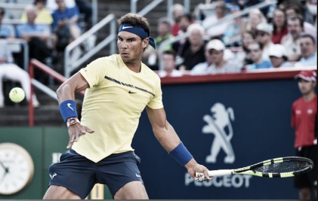 Vòng 2 Rogers Cup 2017: Nadal thắng áp đảo Coric - Ảnh 1.