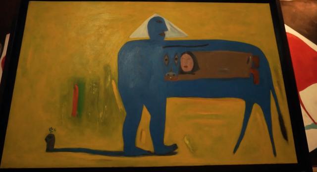 Nhiều tác phẩm nghệ thuật, đồ vật quý hiếm được đấu giá trong chương trình QUI E ORA - Ảnh 4.