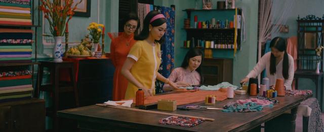 Ninh Dương Lan Ngọc: Đóng phim Cô Ba Sài Gòn, tôi phải học rất nhiều thứ - Ảnh 1.