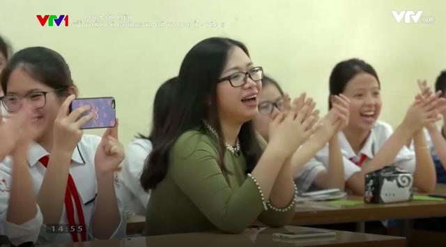 PTL Thầy cô chúng ta đã thay đổi: Sự lột xác của cô giáo Hiền Lương với ánh nhìn hình viên đạn - Ảnh 6.