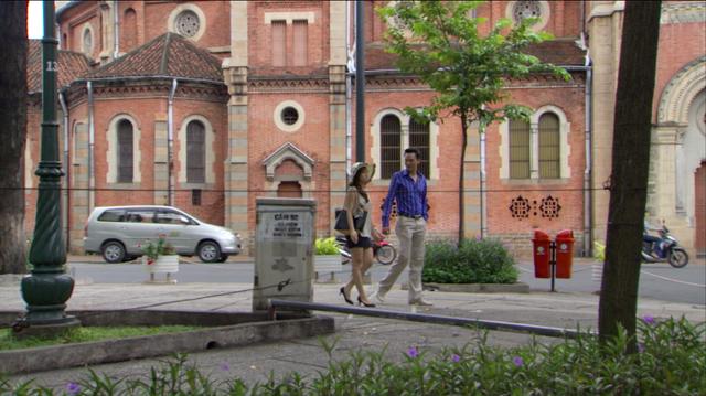 Phim Giao mùa - Tập 11: Vừa mới chia tay bạn trai, Hòa (MC Thanh Huyền) lại định cặp kè với Toàn (Công Dũng) - ảnh 1