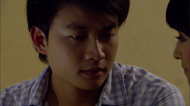 Phim Giao mùa - Tập 11: Vừa mới chia tay bạn trai, Hòa (MC Thanh Huyền) lại định cặp kè với Toàn (Công Dũng) - ảnh 6