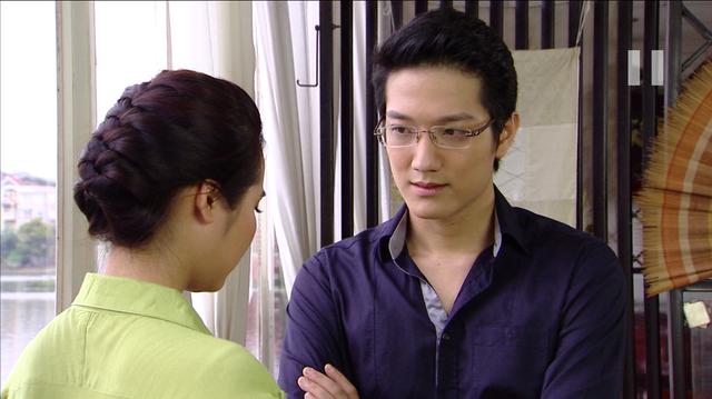 Phim Giao mùa - Tập 40: Hưng (Chí Nhân) ngỡ ngàng khi Mai (Huyền Lizzie) từ chối lời cầu hôn - Ảnh 7.