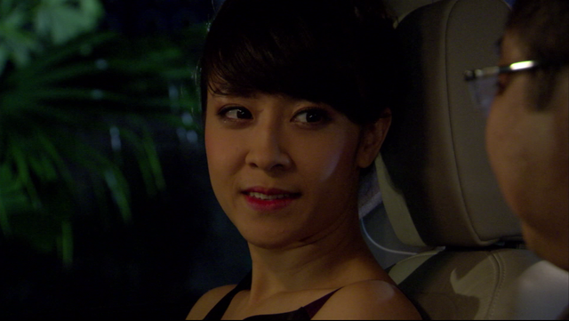 Phim Giao mùa - Tập 11: Vừa mới chia tay bạn trai, Hòa (MC Thanh Huyền) lại định cặp kè với Toàn (Công Dũng) - ảnh 4