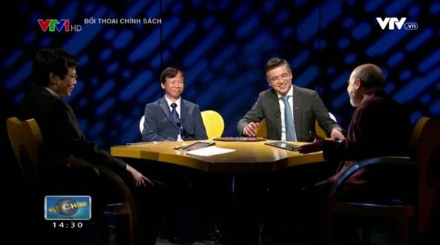Những chương trình để lại nhiều dấu ấn của nhà báo Quang Minh trên sóng VTV - Ảnh 3.