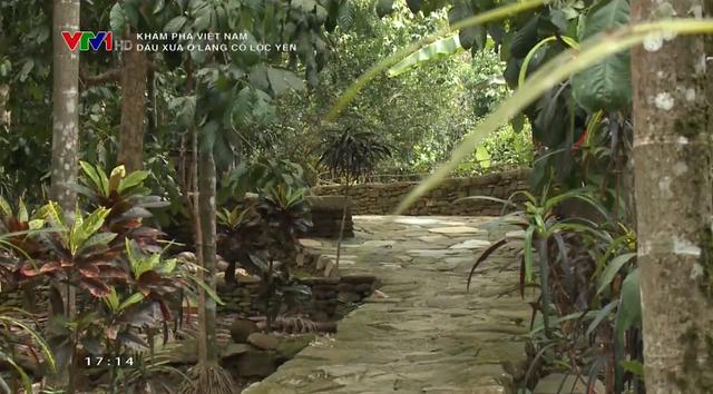 Dấu xưa ở làng cổ Lộc Yên: Những nếp nhà cổ trầm mặc, những ngõ đá đẹp mê hồn - Ảnh 3.