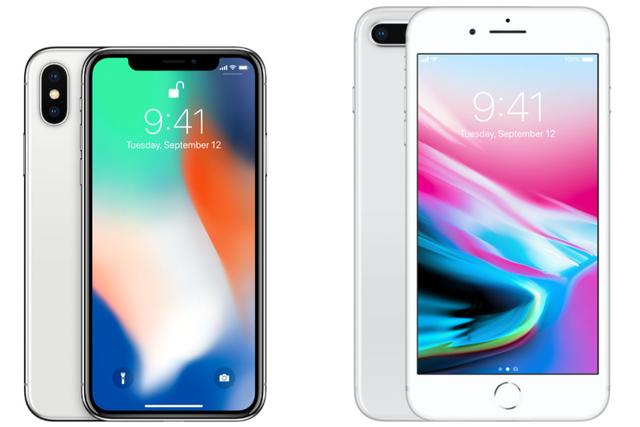 Chỉ sau 3 tuần lên kệ, iPhone X đã hạ đo ván iPhone 8 Plus - ảnh 1