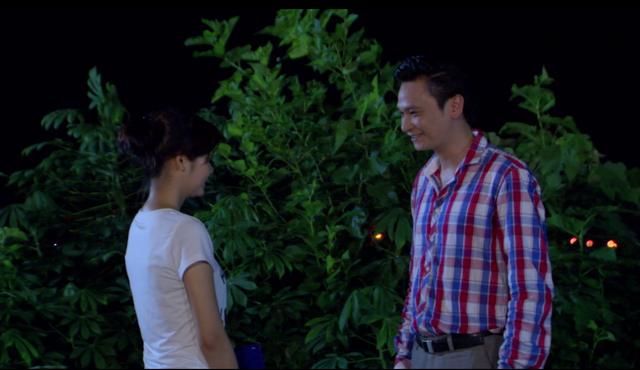 Phim Giao mùa - Tập 11: Vừa mới chia tay bạn trai, Hòa (MC Thanh Huyền) lại định cặp kè với Toàn (Công Dũng) - ảnh 7