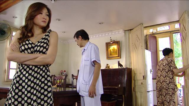 Phim Giao mùa - Tập 32: Trung bị lừa mất hết tiền, Hòa cả giận mất khôn - Ảnh 5.