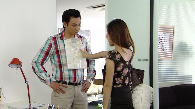 Phim Giao mùa - Tập 40: Hưng (Chí Nhân) ngỡ ngàng khi Mai (Huyền Lizzie) từ chối lời cầu hôn - Ảnh 1.