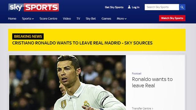 Báo chí châu Âu chấn động với việc Ronaldo đòi rời Real - Ảnh 4.