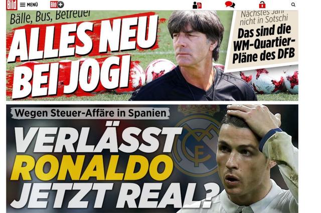 Báo chí châu Âu chấn động với việc Ronaldo đòi rời Real - Ảnh 10.