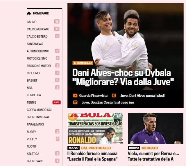 Báo chí châu Âu chấn động với việc Ronaldo đòi rời Real - Ảnh 7.
