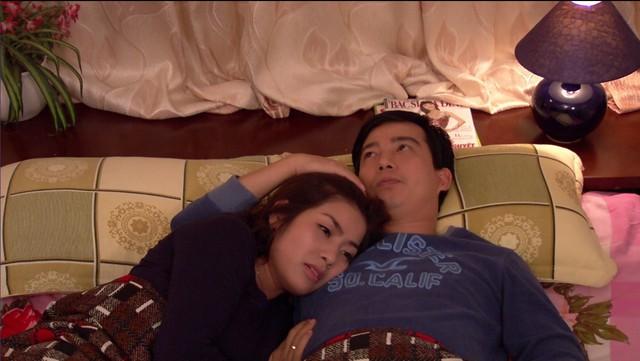 Phim Hoa hồng mua chịu - Tập 2: Gia đình Phương (Thu Quỳnh) lục đục vì khoản tiền đền bù lớn - ảnh 3