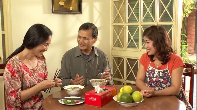 Phim Hoa hồng mua chịu - Tập 2: Gia đình Phương (Thu Quỳnh) lục đục vì khoản tiền đền bù lớn - Ảnh 4.