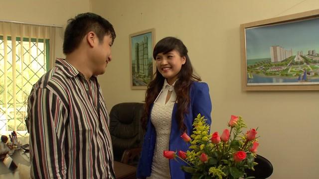Phim Hoa hồng mua chịu - Tập 17: Phương (Thu Quỳnh) ngày càng làm ăn phát đạt - Ảnh 1.
