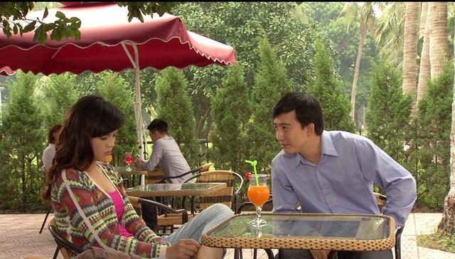 Phim Hoa hồng mua chịu - Tập 3: Không được bố cho tiền, Phương (Thu Quỳnh) quyết bỏ nhà ra đi - Ảnh 6.