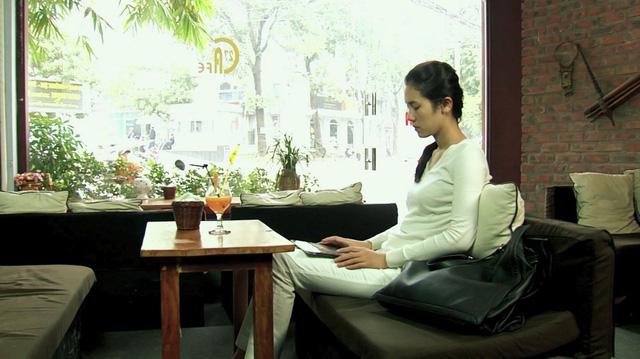 Phim Hoa cỏ may - Tập 11: Thái (Hải Anh) đưa Đan (Hạnh Sino) về ra mắt gia đình - Ảnh 1.