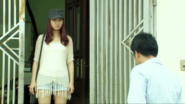 Phim Hoa cỏ may - Tập 14: Đan (Hạnh Sino) khiến mẹ Thái (Hải Anh) hết hồn vì tài nấu nướng - Ảnh 2.