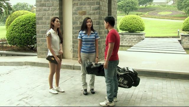 Phim Hoa cỏ may - Tập 11: Thái (Hải Anh) đưa Đan (Hạnh Sino) về ra mắt gia đình - Ảnh 11.
