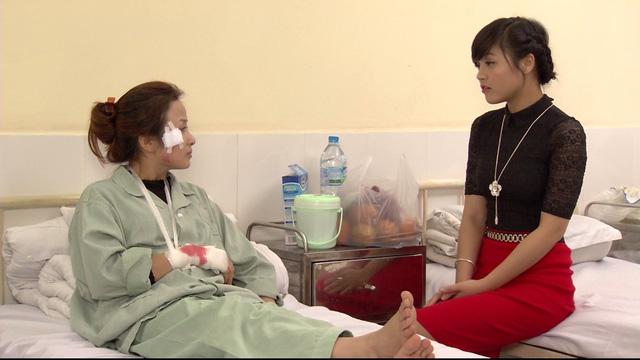 Phim Hoa hồng mua chịu - Tập 22: Tín (Minh Tiệp) ngày càng mưu mô xảo quyệt - Ảnh 6.