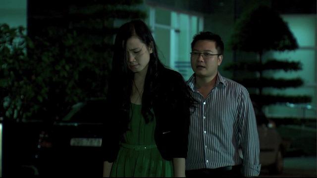 Phim Hoa cỏ may - Tập 16: Na (Nguyệt Hà) sống trong sợ hãi và tuyệt vọng - Ảnh 6.