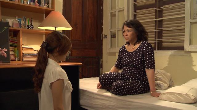 Phim Giao mùa - Tập 42: Hưng (Chí Nhân) nổi cơn ghen khi thấy Mai (Huyền Lizzie) vui cười bên Toàn (Công Dũng) - Ảnh 9.