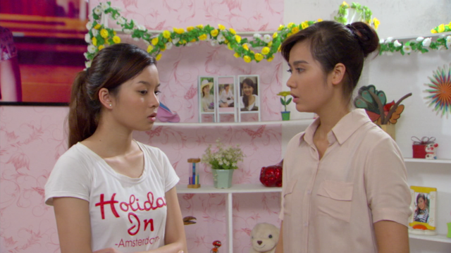 Phim Giao mùa - Tập 43: Yêu Mai (Huyền Lizzie) nhưng Hưng (Chí Nhân) lại ngủ với Hòa (Thanh Huyền) - Ảnh 1.