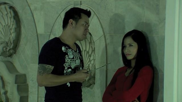 Phim Hoa cỏ may - Tập 13: Hùng (Quyết Thắng) dọa người tình không được ra mặt - Ảnh 6.