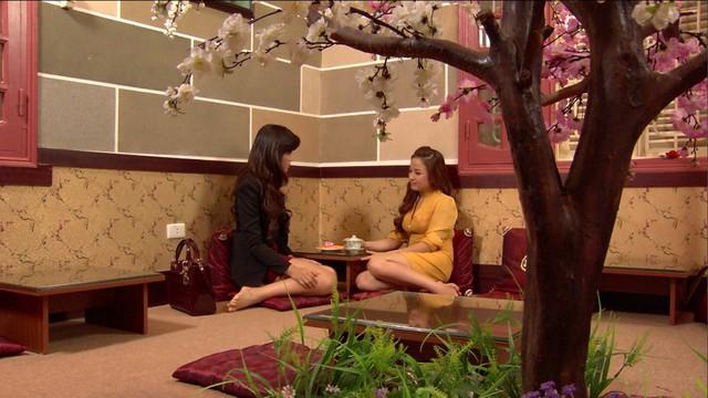 Phim Hoa hồng mua chịu - Tập 22: Tín (Minh Tiệp) ngày càng mưu mô xảo quyệt - Ảnh 1.