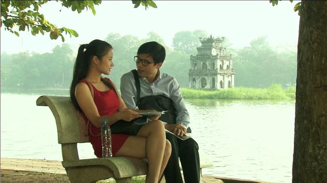 Phim Hoa cỏ may - Tập 11: Thái (Hải Anh) đưa Đan (Hạnh Sino) về ra mắt gia đình - Ảnh 4.