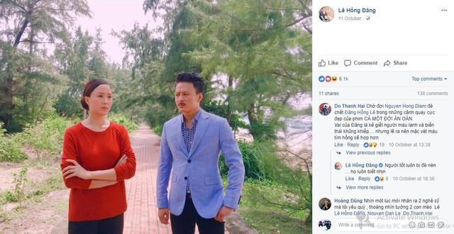 Khán giả háo hức mong chờ sự tái hợp của cặp đôi nhiều duyên nợ Hồng Đăng - Hồng Diễm - ảnh 1